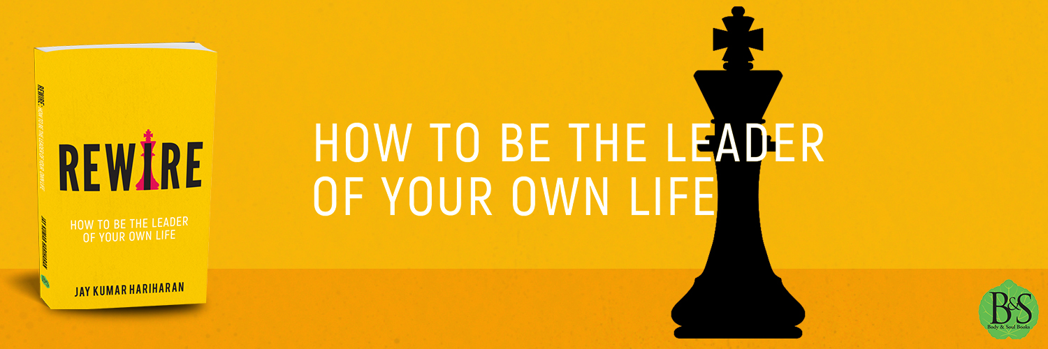 Book| Rewire- How to be The Leader of Your Own Life | Executive Coaching | Executive coach