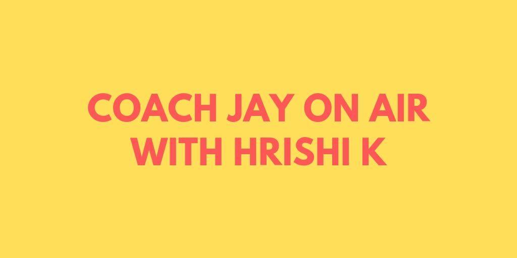 Coach Jay Live | Executive Coaching | Executive coach