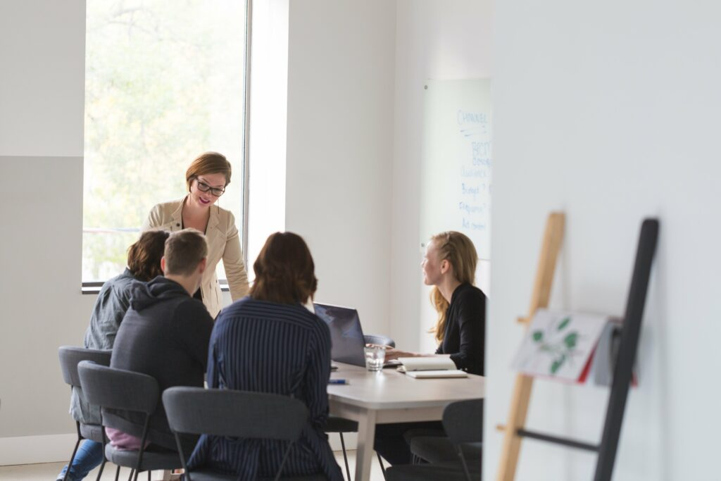 Coaching For Executives